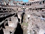 Como visitar los subterráneos del Coliseo.