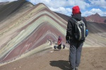 Rainbow Mountain Rainbow, Mountain, Montaña, colores