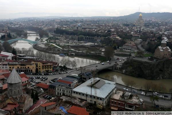 Visita de Tbilisi