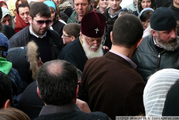 Llegada del patriarca