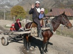 on... en Kirgistán (Kyrgyzstan)