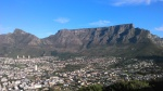 Table Mountain desde Signal Hill