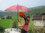 Una mujer Vietnamita