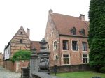 Casas típicas del Beaterio Mayor de Lovaina