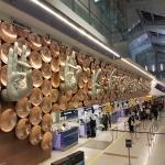 Aeropuerto Delhi