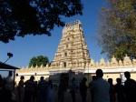 Templo Mysore, Sur de India