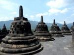 Día 3: Viaje a Surabaya y atardecer en el Bromo
