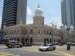 Merdeka Square en Kuala Lumpur