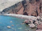 Playa Roja (Santorini)