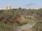 Rio Jordan en Betania ( Jordania)