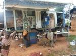 CAMINO A REPÚBLICA CENTRO AFRICANA