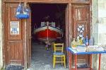 garage in chania crete