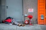 Homeless en Manhattan