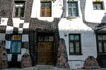 fachada de la Kunst Haus