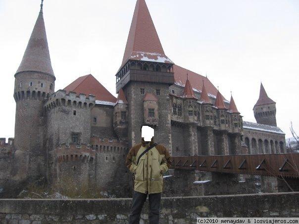 Castillo de Corvin - Rumania