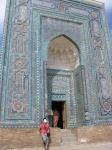 Etapa 2  Experiencias y visitas en Uzbekistan: Tashkent