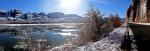 Potash Road Panorama - Utah
