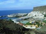 Islas Canarias. Hoteles con toboganes en la piscina.