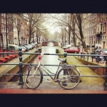 canales amsterdam canales, amsterdam, bicis