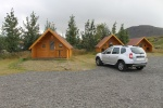 Fossatun Camping Cottages and Pods Fossatun, Camping, Cottages, Pods, Alojamiento, primera, noche, cabañas