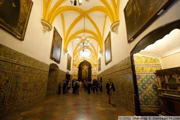 Palacio G Tico En Los Alc Zares Sevillanos Fotos De