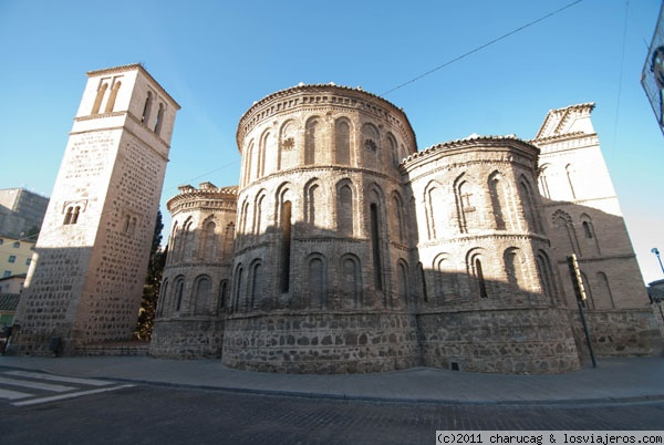 Foto: Toledo, iglesia de Santiago del Arrabal - LosViajeros