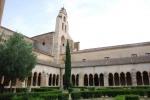 Monasterio de Santa María la Real de Nieva. Segovia