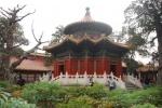 La arquitectura tradicional china