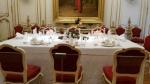 Palacio de Schonbrunn, Viena. Comedor de diario