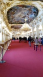 Palacio de Schonbrunn, Viena. Salón de baile