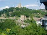 Fortaleza en Velico Tyrnovo
