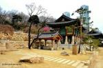 Mochileros en Corea del Sur