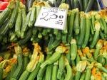 Mercados de comida en Roma