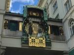 Reloj Ankeruhr. Viena