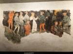 Murales medievales.  . Viena