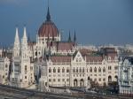 Budapest, centro de Europa