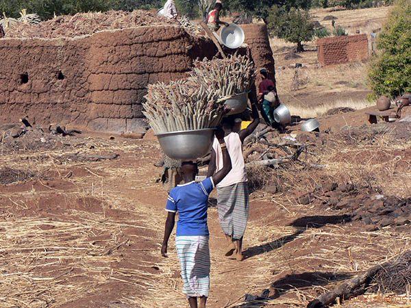 Poblado Lobi - Burkina Faso Lobi Village - Burkina Faso