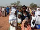 Ir a Foto: Bobo Dioulasso, fiesta de Tabaski - Burkina   Go to Photo: Tabaski celebration, Bobo Dioulasso- Burkina