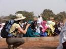 Ir a Foto: Fiesta de Tabaski - Burkina   Go to Photo: Tabaski celebration, Bobo Dioulasso- Burkina