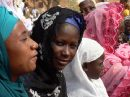 Ir a Foto: Mujer, fiesta de Tabaski - Burkina   Go to Photo: Woman -Tabaski celebration, Bobo Dioulasso- Burkina