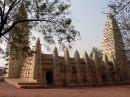Mezquita de Bobo Dioulasso - Burkina Mosque Bobo Dioulasso, Burkina