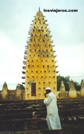 Grand Mosquee - Bobo Dioulasso - Burkina Faso Gran Mezquita - Bobo Dioulasso - Burkina Faso