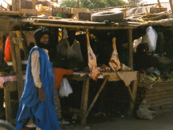 Mercado de Nouakchott - Mauritania