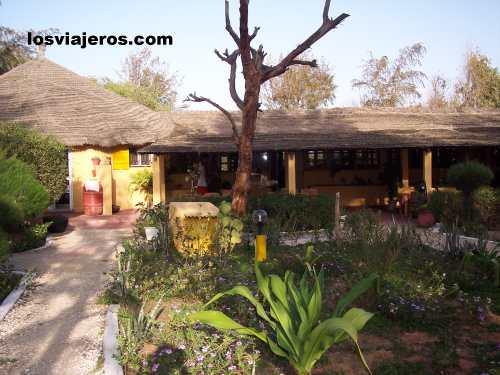 Hotel Oasis- St Louis - Senegal Hotel Oasis - St. Louis - Senegal