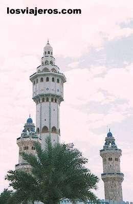 Touba Grand Mosquee- Senegal Mezquita de Touba - Senegal