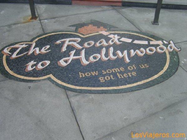 Road to Hollywood - USA El Camino a Hollywood - USA