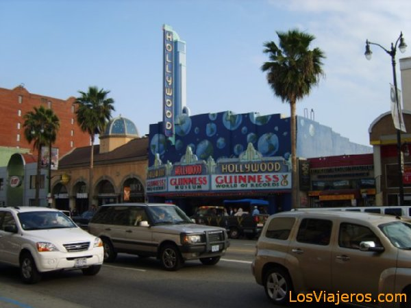 Guinness World of Records in LA - USA De Récord - Los Angeles - USA