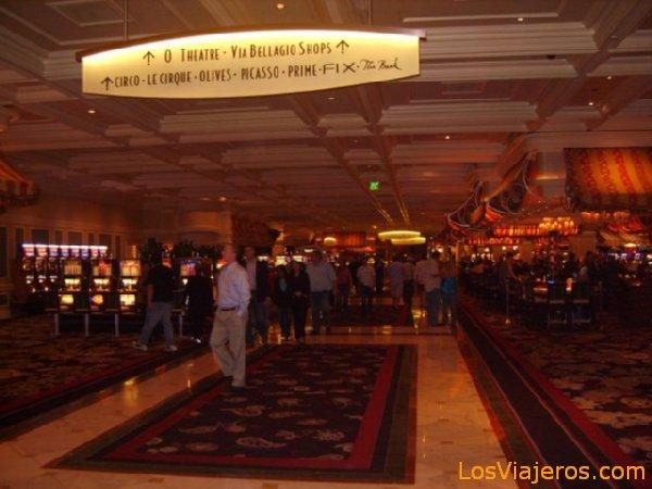 Inside the Bellagio - Las Vegas - USA En el Bellagio - Las Vegas - USA