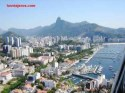 Ir a Foto: Vistas de los barrios de Rio de Janeiro - Brasil - Brazil.  Go to Photo: Views of the town of Rio de Janeiro - Brasil - Brazil.