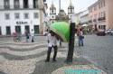 Ir a Foto: Calles de Salvador da Bahia - Brasi.  Go to Photo: Streets of Salvador da Bahia - Brasil - Brazil.